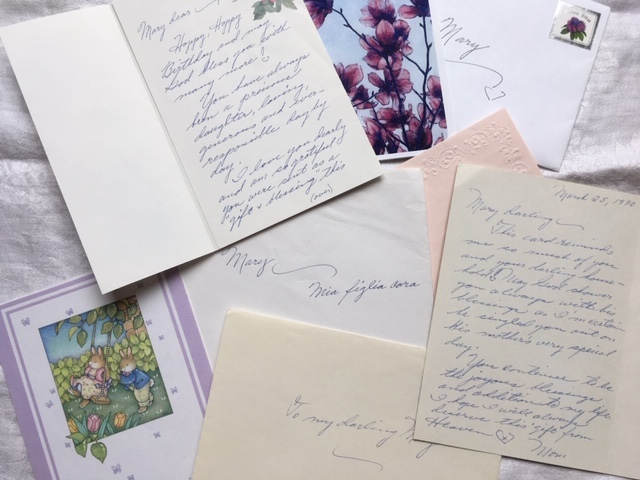 The Handwritten Letters I Saved